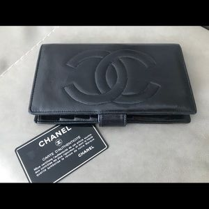 🔥Chanel Choco Wallet 🔥🔥🔥🔥🔥🔥🔥🔥🔥🔥🔥🔥